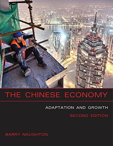 9780262534796: The Chinese Economy (MIT Press): Adaptation and Growth (The MIT Press)