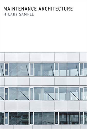 9780262535267: Maintenance Architecture