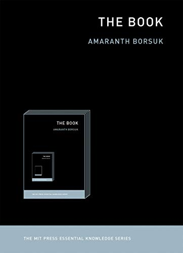 9780262535410: The Book (MIT Press Essential Knowledge series)
