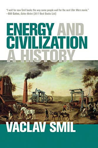9780262536165: Energy and Civilization: A History [Lingua inglese]