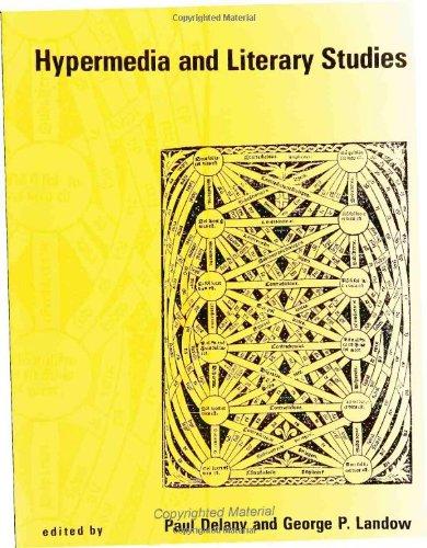 9780262540735: Hypermedia and Literary Studies