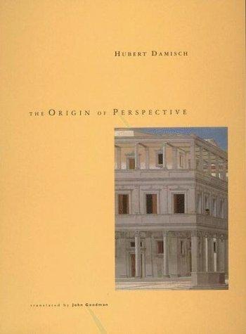 9780262540773: The Origin of Perspective