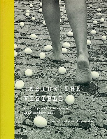 9780262540810: Inside the Visible: An Elliptical Traverse of 20th Century Art in, of, and From the Feminine