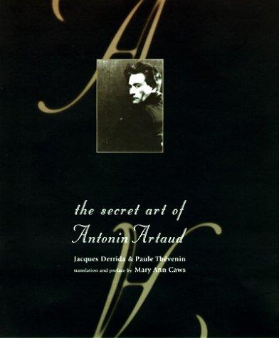 9780262541084: The Secret Art of Antonin Artaud