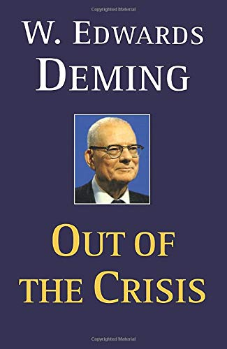 9780262541152: Out of the Crisis (MIT Press)