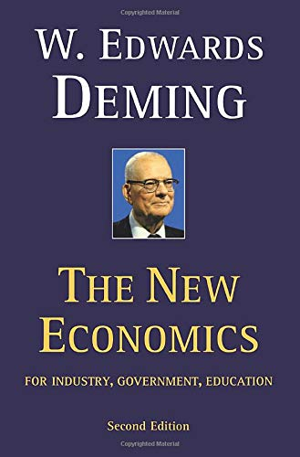 9780262541169: The New Economics: For Industry, Government, Education