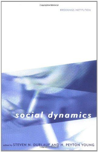 9780262541763: Social Dynamics