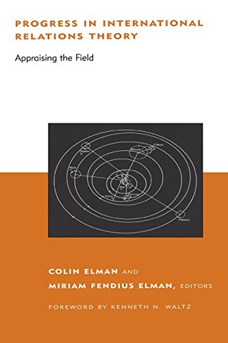 9780262550413: Progress in International Relations Theory: Appraising the Field (BCSIA Studies in International Security)