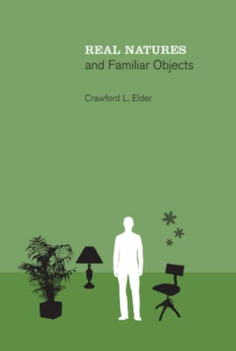 9780262550628: Real Natures and Familiar Objects (MIT Press)