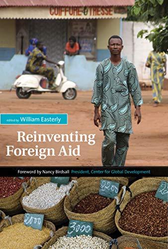 9780262550666: Reinventing Foreign Aid (MIT Press)