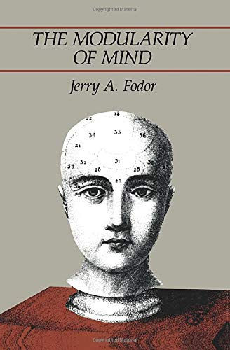 9780262560252: Modularity of Mind: Essay on Faculty Psychology