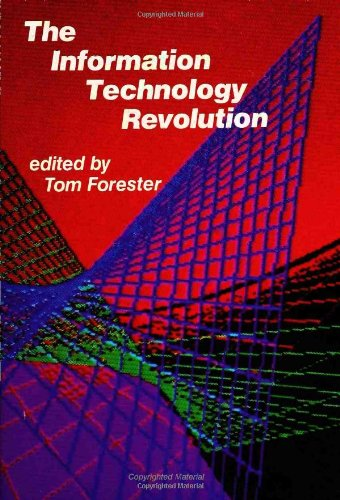 9780262560337: The Information Technology Revolution (MIT Press)