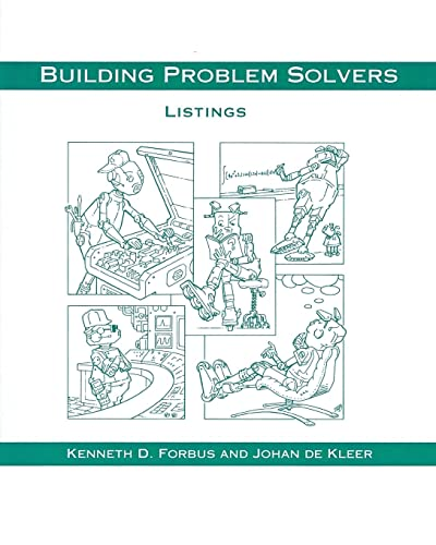 9780262560719: Building Problem Solvers Listings - 3.5 (Artificial Intelligence)