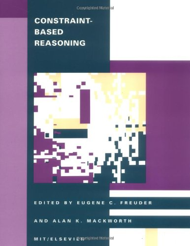 9780262560757: Constraint-Based Reasoning (Special Issues of Artificial Intelligence)
