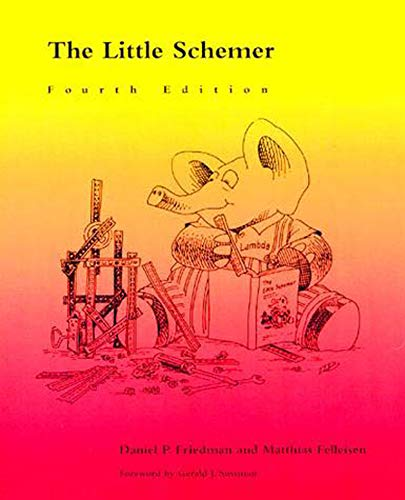 9780262560993: The Little Schemer 4e