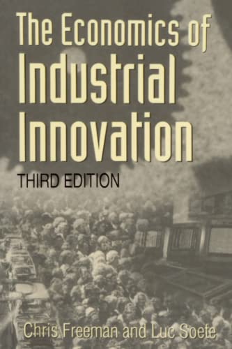9780262561136: The Economics of Industrial Innovation - 3rd Edition