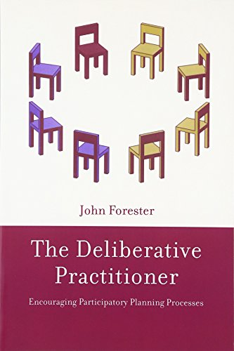 9780262561228: The Deliberative Practitioner: Encouraging Participatory Planning Processes