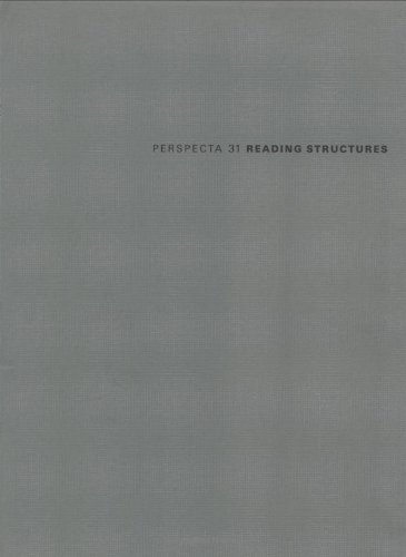 9780262561266: Perspecta 31: Reading Structures