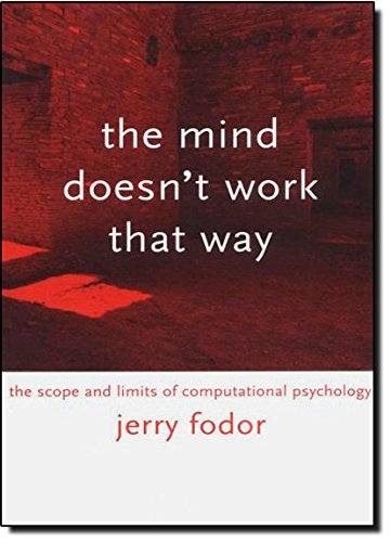 9780262561464: The Mind Doesn't Work That Way: The Scope and Limits of Computational Psychology