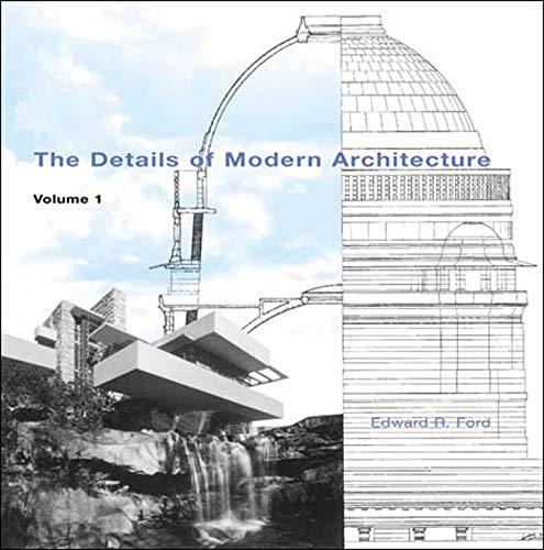 9780262562010: The Details of Modern Architecture (MIT Press) (Volume 1)