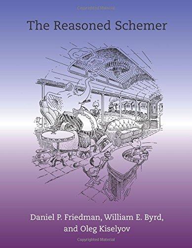 9780262562140: The Reasoned Schemer