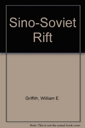 Albania and the Sino-Soviet Rift: Griffith, William E.