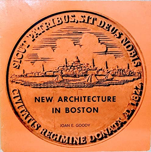 9780262570077: New Architecture in Boston