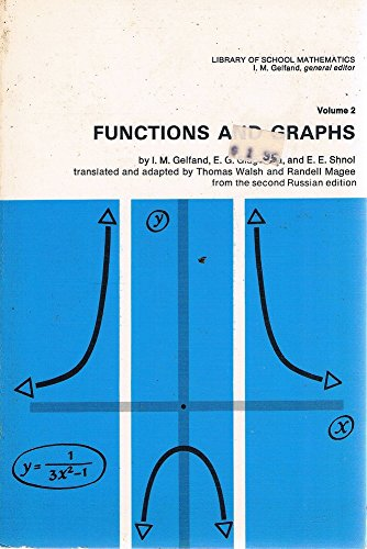 9780262570169: Functions and Graphs: Library of School Mathematics, Vol. 2