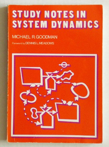 9780262570510: Study Notes in System Dynamics