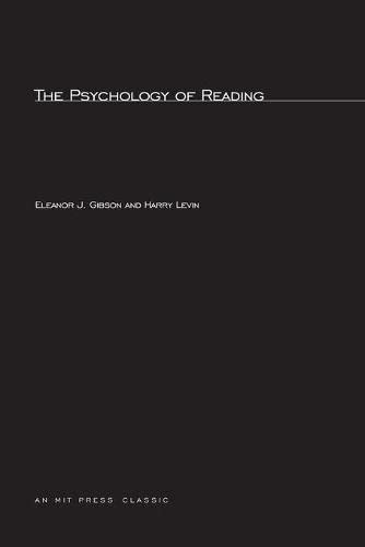 9780262570527: The Psychology Of Reading (MIT Press)