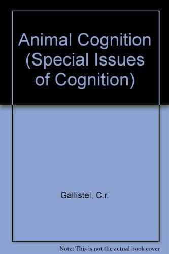 9780262570893: Animal Cognition