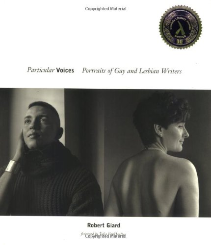 9780262571258: Particular Voices: Portraits of Gay and Lesbian Writers