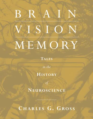 9780262571357: Brain, Vision, Memory: Tales in the History of Neuroscience (MIT Press)