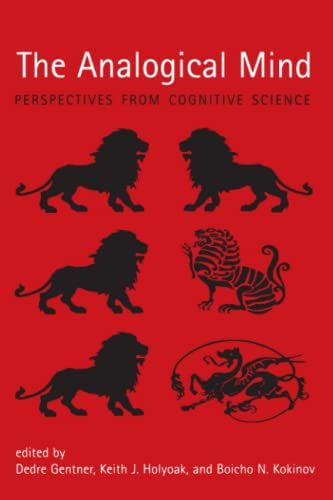 9780262571395: The Analogical Mind: Perspectives from Cognitive Science