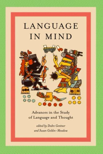 9780262571630: Language in Mind: Advances in the Study of Language and Thought
