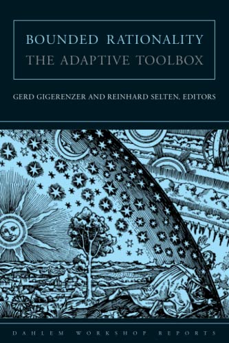 9780262571647: Bounded Rationality: The Adaptive Toolbox