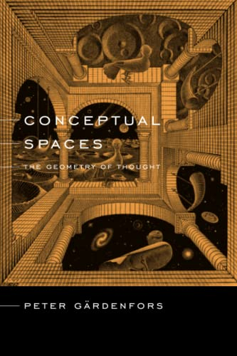 9780262572194: Conceptual Spaces: The Geometry of Thought (MIT Press)