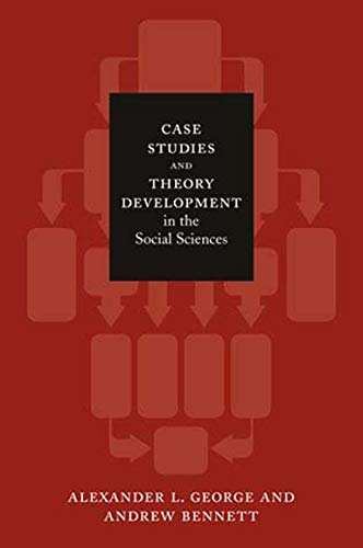 9780262572224: Case Studies and Theory Development in the Social Sciences (Belfer Center Studies in International Security)