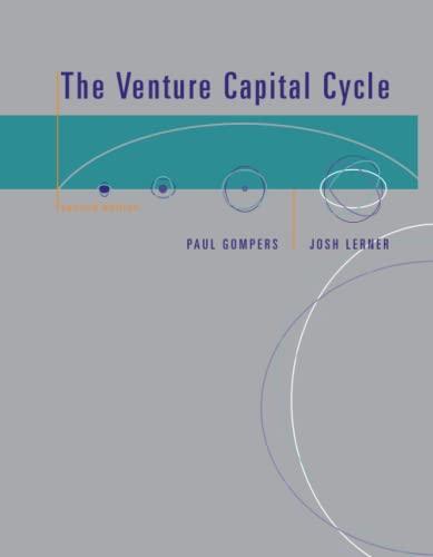 9780262572385: Venture Capital Cycle (The Venture Capital Cycle)