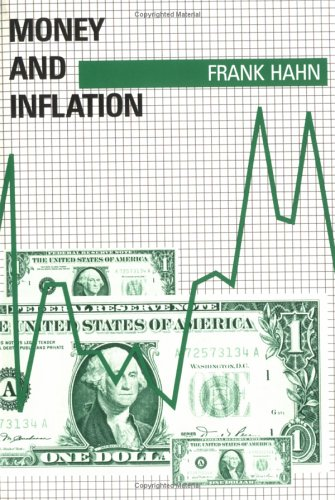 9780262580625: Money And Inflation
