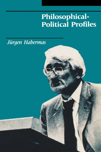 9780262580717: Philosophical-Political Profiles (Studies in Contemporary German Social Thought)