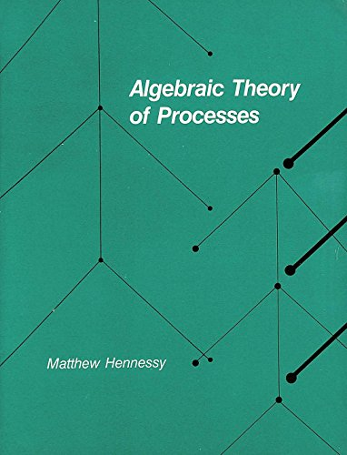 9780262580939: Algebraic Theory of Processes