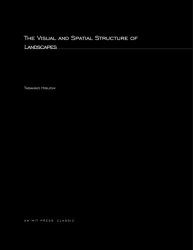 9780262580946: Visual and Spatial Structure of Landscapes (MIT Press)