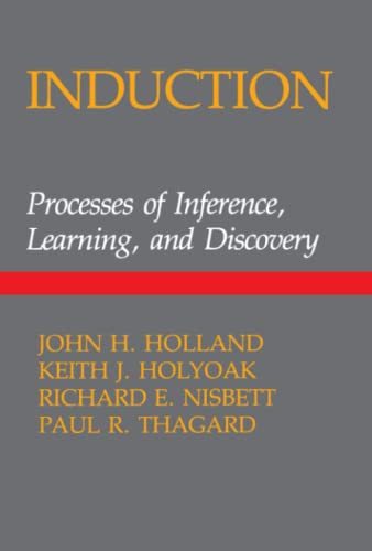 9780262580960: Induction: Processes of Inference, Learning and Discovery