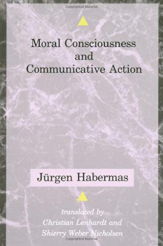 9780262581189: Moral Consciousness and Communicative Action: Moral Conciousness and Communicative Action (Studies in Contemporary German Social Thought)