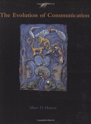 9780262581554: The Evolution of Communication (Bradford Books)
