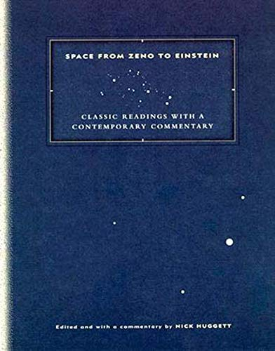 9780262581691: Space from Zeno to Einstein: Classic Readings With a Contemporary Commentary