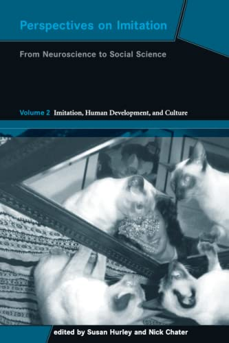 9780262582513: Perspectives on Imitation: From Neuroscience to Social Science - Volume 2: Imitation, Human Development, and Culture (MIT Press)