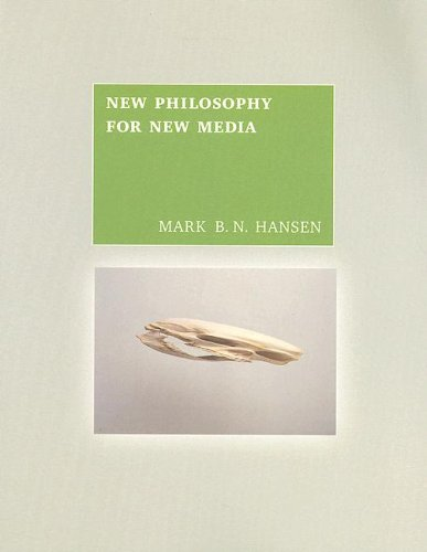 9780262582667: New Philosophy for New Media (The MIT Press)