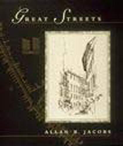 9780262600231: Great Streets (MIT Press)